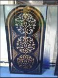 Painel de Windows da igreja do vidro manchado da longa vida com preço de Factorty