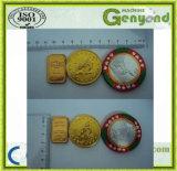 Máquina de envolvimento dourada da folha do chocolate da moeda