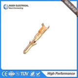철사 주름 단말기 남성과 여성 전기 삽 연결관