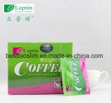 減量の健康食品のコーヒーを細くするLeptinのコーヒー