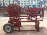 Передвижная портативная дробилка челюсти, список цен на товары каменной дробилки от Китая