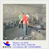 Alliage de Sialbaca de matériel auxiliaire en sidérurgie