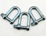 EUは高い抗張鋼鉄に大きいDの手錠をタイプする