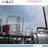 黒いOil Refining Distillation Plant 10ton Per Day