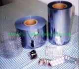 Pellicola trasparente del PVC della bolla del grado di Pharma, per il pacchetto di Pharma
