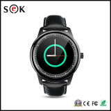 Reloj inteligente digital de alta calidad con Sek GSM llamada de teléfono Bluetooth 4.0