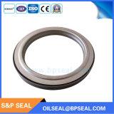 Sello de petróleo experto de silicio de la fabricación con el fieltro para la venta