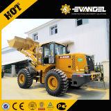 Marca de fábrica superior Xcm de China cargador Zl50gn de la rueda de 5 toneladas para la venta