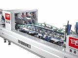 Dobrador automático de alta velocidade Gluer de Xcs-800PF para a caixa dos cosméticos