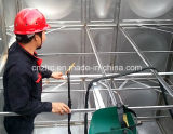 Edelstahl 304 316 Panel zusammengebautes Wasser-Becken 50000 Liter