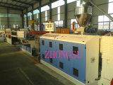 Chaîne de production de panneau de mousse de croûte de PVC WPC de prix bas