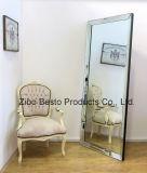 4 5 piccoli specchi Bronze smussati moderni da 6 millimetri sul basamento per la stanza da bagno