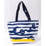 선전용 Eco 친절한 자연적인 취급된 유기 면 부대, 면 쇼핑 백, 면 끈달린 가방