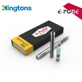 Vaporizzatore E-Puro della penna 045 del kit del dispositivo d'avviamento di Cbd del sigaro di disegno E di Kingtons nuovi