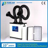 Rein-Luft weichlötende Dampf-Zange für Filtrat-weichlötende Dämpfe (ES-300TD)