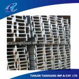 Materiales de construcción Q235B Sra laminado en caliente haz de I Ipe