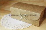 PET überzogenes Braunes Packpapier für Nachtisch-verpackenbeutel