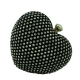 Nenhum MOQ Newest Sequined Beaded Pearl Ladies Evening Bag para Party