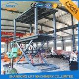 3t 3m het Hydraulische Elektrische Platform van de Lift van de Schaar van de Auto voor Parkeren