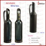 Contenitore impaccante di vino del singolo regalo della bottiglia (5693)