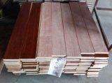 黒いアメリカのクルミによって設計される木製のフロアーリング(マルチ層)