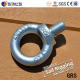 24mm galvanisierten Absinken geschmiedete anhebende Schraube des Augen-DIN580