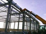 Taller ligero prefabricado de la fábrica de la estructura de acero (KXD-SSW21)