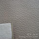 3 couches de suède de tissu composé de cuir pour des couvertures de sofa