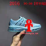2016 Loopschoenen van de Schoenen van de Sporten van de Vrije tijd van het Kussen van de Palm van de Mens de Gehele