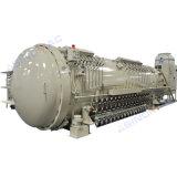 치료를 위한 3000X12000mm 항공 우주 오토클레이브 탄소 섬유 (SN-CGF30120)