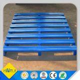 Pallet d'acciaio resistente con 4 modi