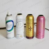 Latta di spruzzo di alluminio per l'imballaggio dell'aerosol di cura di pelle (PPCC-AAC-022)