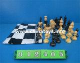 Игра шахмат воспитательных игрушек подарка промотирования пластичная играя (012405)