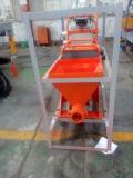 Fournisseur semi-automatique concret de la Chine de machine de plâtre de N2 économique