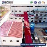 Edifício Prefab chinês com construção de aço do frame de aço