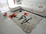 Coperta della moquette della stanza da bagno di appoggio gomma acrilica, inclinazione della moquette del feltro
