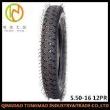 Pneu agricole de vente de TM550c 5.50-16 de roue chaude de pneus