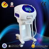 Máquina portátil da beleza do cuidado de pele de Depilator da remoção do cabelo do laser do diodo da safira 808nm