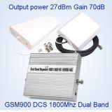 Amplificateur à deux bandes St-1085b de signal de portable de CDMA 850 PCS 1900MHz