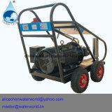 Arandela automática movible de la presión de 5000bar 380V