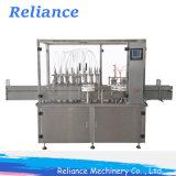De automatische Machine van het Flessenvullen voor Poeder/Mondelinge Oplossing Pulvis/Eyedrops//Mondelinge Vloeistof