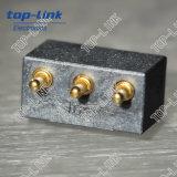 Conetores de Pin do ângulo direito 3pin Pitch4.20 Pogo