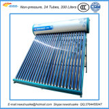 Ehrliche Fabrik für Solarwarmwasserbereiter