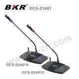 sistema Dcs-E2401c/D do microfone da bateria de lítio 2.4G