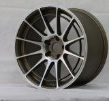Nach Markt heiße Verkaufs-Auslegung, neues Desgins, Größengleichlegierungs-Rad, Aluminiumrad