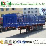 Het beste verkoopt de Staak van het Vervoer van het Vee van de Opslag/Aanhangwagen van de Vrachtwagen van de Lading de Semi (SKW9406CLXY)