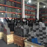 Chaussure rayée des distances d'arrêt (CBF) 4725 plus courts équilibrés en céramique de frottements de formulation