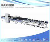Linha de vidro vertical do produto da estaca do controle do CNC de Parker