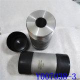 Peças de alta pressão da intensificador do cilindro da máquina de estaca do jato de água para a estaca de vidro