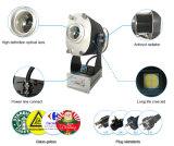 L'alta luminosità 40W di vendita calda impermeabilizza il proiettore del Gobo del LED
